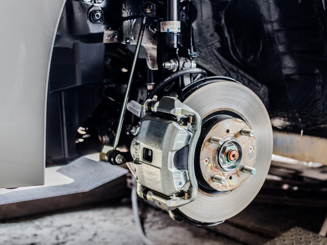 Brakes Repair 1